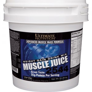 Muscle Juice 2544 (4,75kg)