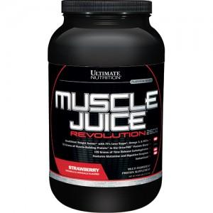 Muscle Juice Revolution 2600 (2,12kg)